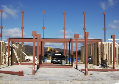 Structural Steel Installation - Inspection