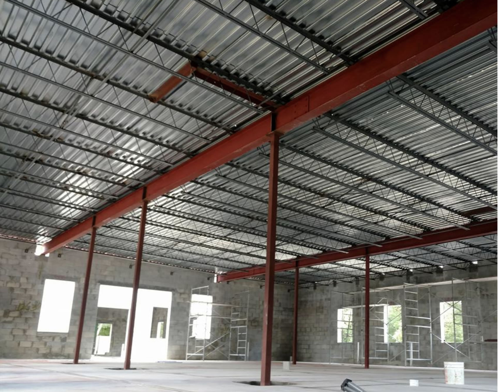 Structural Steel Fabricators Company Near Orlando