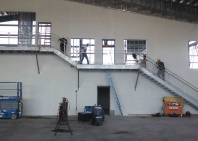 NIMBUS Stair Railing