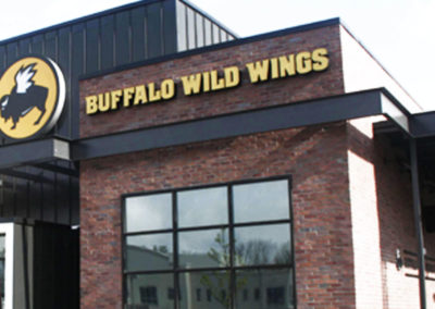 Decorative Steel - Buffalo Wings