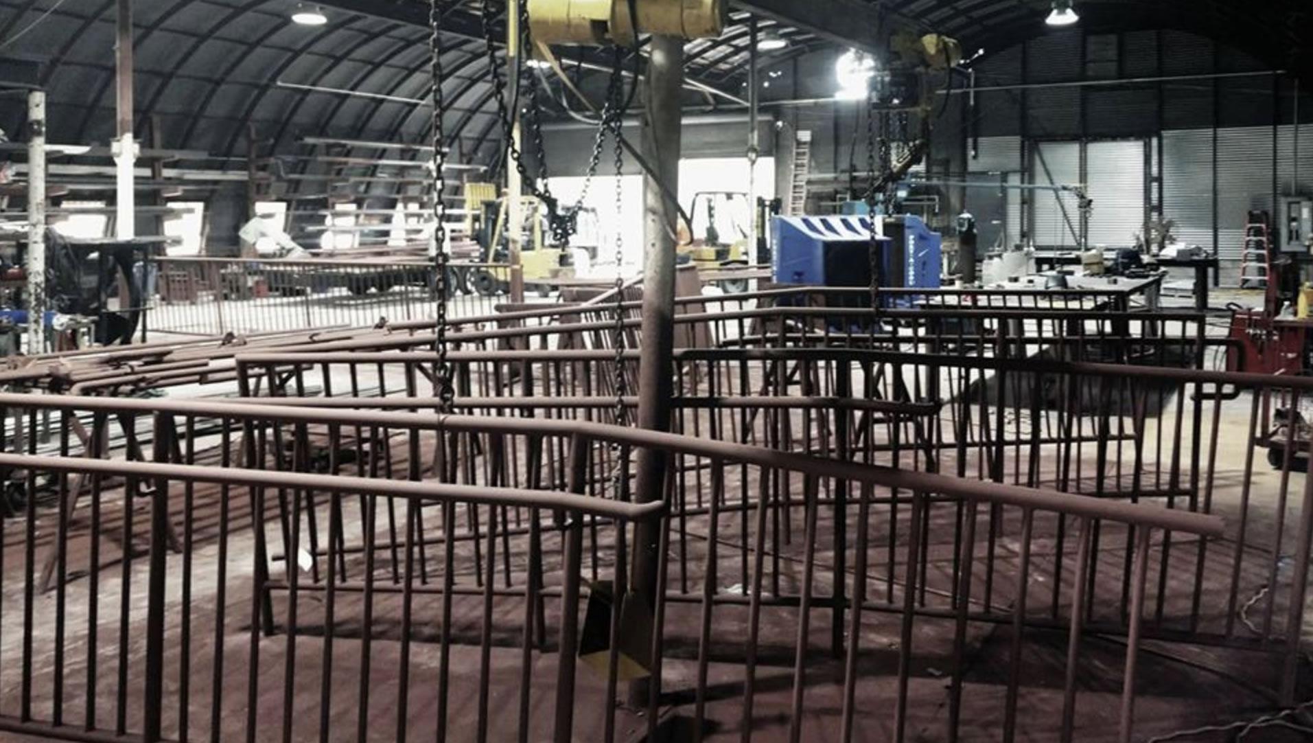 Structural Steel Fabricators Company Near Orlando
