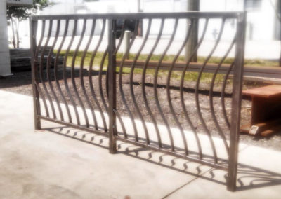 Decorative Steel Railings